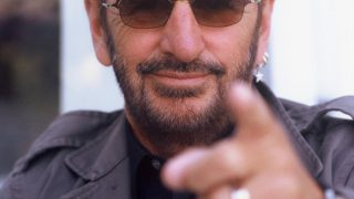 Ringo Starr in Different Poses