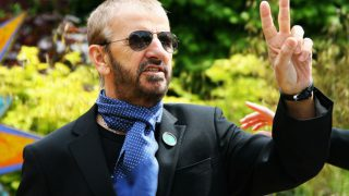 Ringo Starr in Different Poses - Photo #11