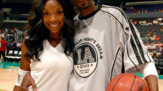 Snoop Dogg in Basketball Court - Photo #4