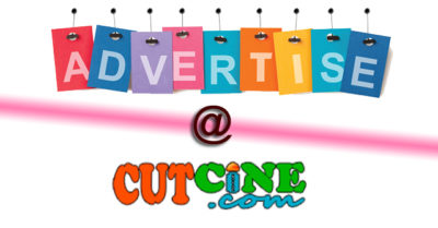 Advertise at CutCine.com