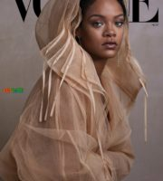 Rihanna on Vogue Cover (November 2019)