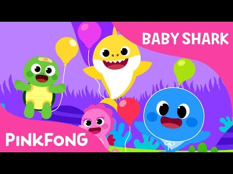 Be Happy With Baby Shark – Baby Shark Special (2017) | Pinkfong