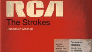 Call It Fate, Call It Karma – Comedown Machine (2013) | The Strokes