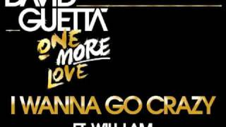 I Wanna Go Crazy – One Love (2010) | David Guetta ft. will.i.am