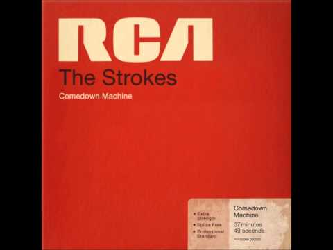 Fast Animals – Comedown Machine (2013) | The Strokes