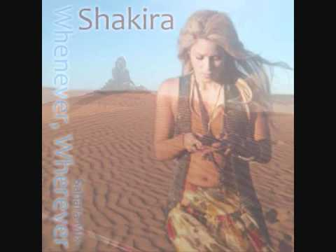 Whenever, Wherever (Sahara Mix) – Laundry Service: Washed and Dried (2002) | Shakira