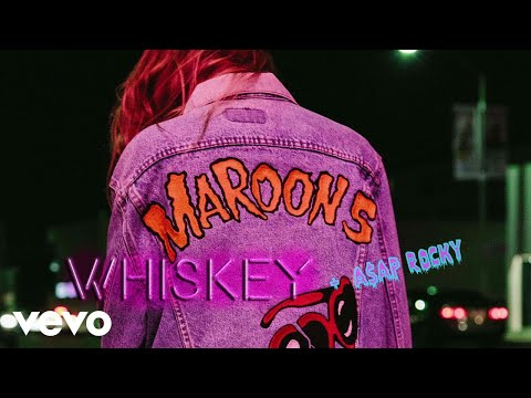 Whiskey – Red Pill Blues (2017)   Maroon 5 ft. A$AP Rocky