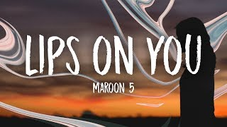 Lips on You – Red Pill Blues (2017) | Maroon 5