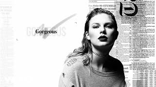 Gorgeous – reputation (2017) | Taylor Swift