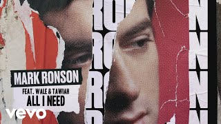 You're All I Need To Get By – Version (2007) | Mark Ronson ft. Tawiah, Wale