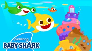 Ocean Building – Pinkfong Presents: The Best of Baby Shark Pt. 2 (2019) | Pinkfong