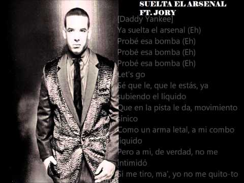 Suelta El Arsenal – Prestige (2012) | Daddy Yankee ft. Jory Boy