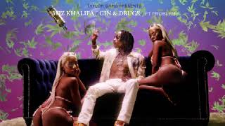 Gin and Drugs – Rolling Papers 2 (2018) | Wiz Khalifa ft. Problem
