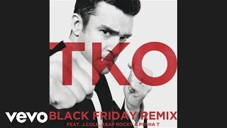 TKO (Black Friday Remix) – The 20/20 Experience: The Complete Experience (2013) | Justin Timberlake ft. A$AP Rocky, Pusha T, J. Cole
