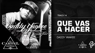 ¿Qué Vas a Hacer? – Barrio Fino (Bonus Track Version) (2005) | Daddy Yankee ft. May-Be (PR)