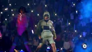 200 MPH (Live) – Up Next (Live From Apple Piazza Liberty) (2019) | Bad Bunny