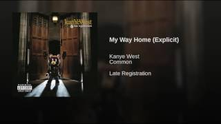 My Way Home – Late Registration (2005) | Kanye West ft. Common