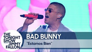 Estamos Bien (Live) – Up Next (Live From Apple Piazza Liberty) (2019) | Bad Bunny