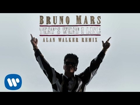 That's What I Like (Alan Walker Remix) | Bruno Mars