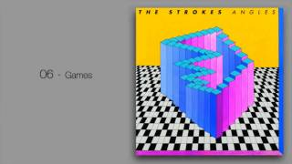 Games – Angles (2011) | The Strokes