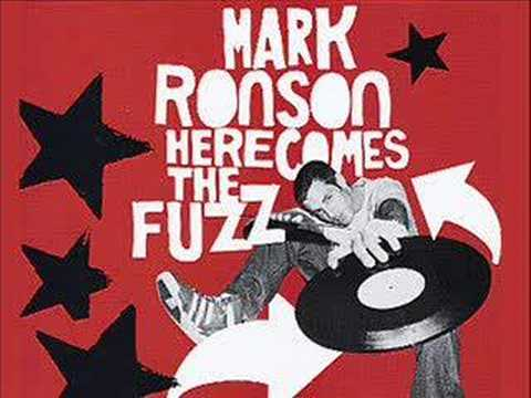 Bout to Get Ugly – Here Comes The Fuzz (2003)   Mark Ronson ft. Anthony Hamilton, Rhymefest