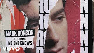 No One Knows – Version (2007) | Mark Ronson ft. Domino Kirke