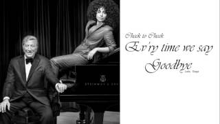 Ev'ry Time We Say Goodbye – Cheek to Cheek (2014) | Lady Gaga