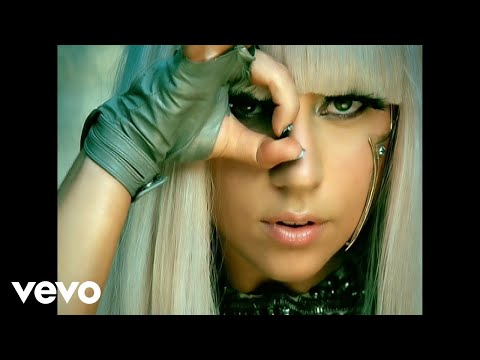 Poker Face (Piano & Voice Version) – The Cherrytree Sessions – EP (2009)   Lady Gaga
