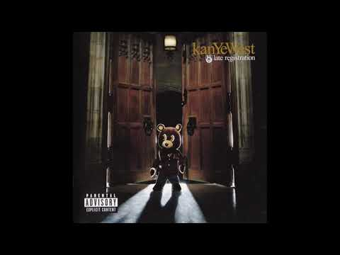 We Can Make It Better – Late Registration (2005) | Kanye West ft. Common, Q-Tip, Talib Kweli