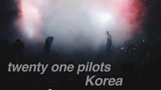 Korea – ​twenty one pilots