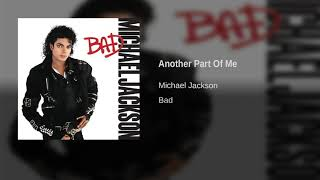 Another Part of Me – Bad (1987) | Michael Jackson