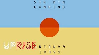 Move That Dope / Nextel Chirp / Let Your Hair Blow – STN MTN / Kauai (2014) | Childish Gambino ft. Young Scooter