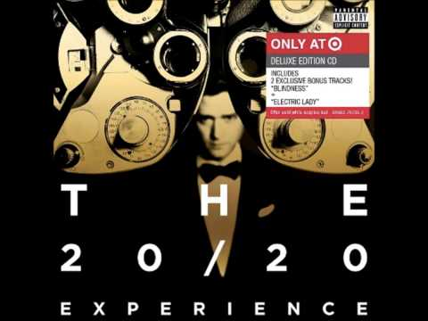 Electric Lady – The 20/20 Experience – 2 of 2 (2013)   Justin Timberlake