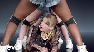 "Taylor Swift's ""Shake It Off"" Video – 1989 (2014) 