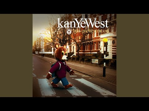 Drive Slow (Live at Abbey Road Studios) – Late Orchestration (2006)   Kanye West ft. GLC