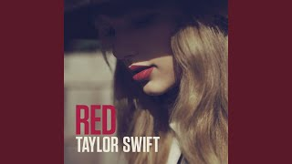 I Almost Do – Red (Deluxe Edition) (2012) | Taylor Swift