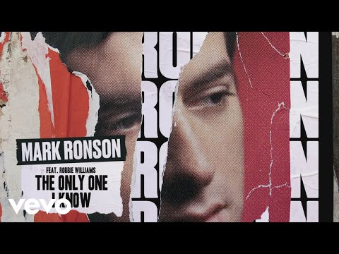 The Only One I Know – Version (2007) | Mark Ronson ft. Robbie Williams