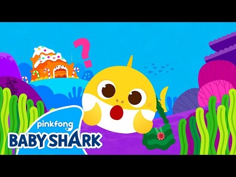 Baby Shark is Lost in the Forest – Pinkfong Presents: The Best of Baby Shark Pt. 2 (2019) | Pinkfong