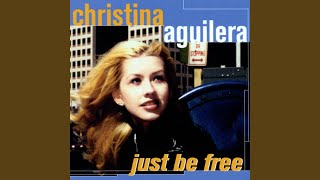 Running out of Time – Just Be Free (2001) | Christina Aguilera