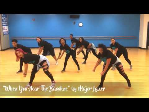 When You Hear the Bassline | Major Lazer ft. Ms. Thing