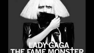 So Happy I Could Die – The Fame Monster (2009) | Lady Gaga