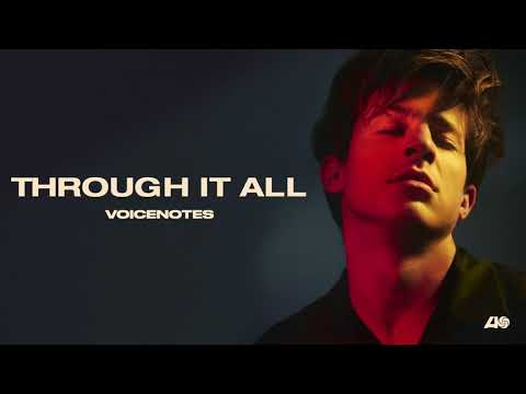 Through It All – Voicenotes (2018) | Charlie Puth