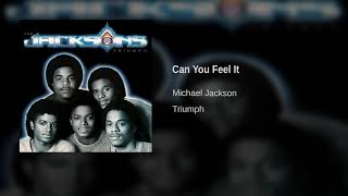 Can You Feel It – Triumph (1980) | The Jacksons