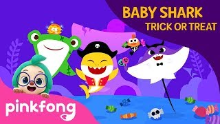 Baby Shark Trick-or-Treat – Pinkfong Presents: The Best of Baby Shark Pt. 2 (2019) | Pinkfong