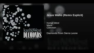 Jesus Walks (Remix) – College Dropout: Video Anthology (2005) | Kanye West ft. Common, Ma$e