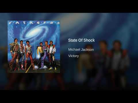 State Of Shock – Victory (1984) | The Jacksons ft. Mick Jagger