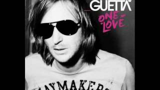 Sound of Letting Go – One Love (2010) | David Guetta ft. Chris Willis